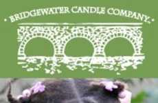 Flickering Social Good Fragrances - Bridgewater Candle Company Feeds a Child with Every Lit Candle