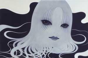 Hideaki Kawashima Renders a Surreal Series of Female Heads