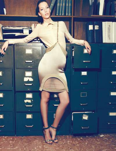 working woman vogue mexico