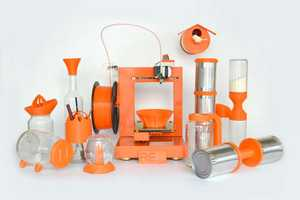 The Samuel Bernier 'Project RE_' Provides Low Cost Personal Objects