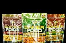 Gamer-Refuelling Nuts - Gamer Food Caffeinated Energy Snacks are Good for 48-Hour Gaming Sessions