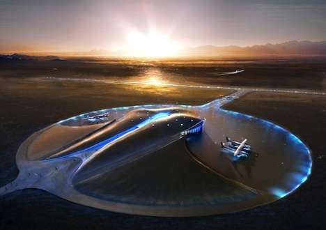 virgin galactic spaceport america