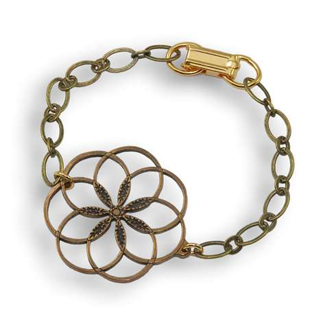 Whimsical War-Inspired Accessories - Peace Bronze Fuses Fashion and War Weapons in its Designs