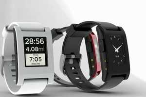 The Pebble 'e-Paper' Watch Has to Be from the Future