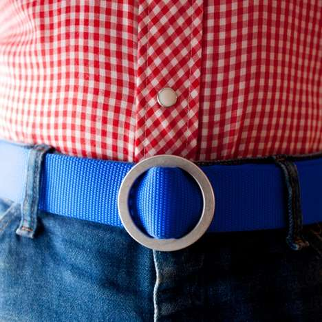 topo designs web belt