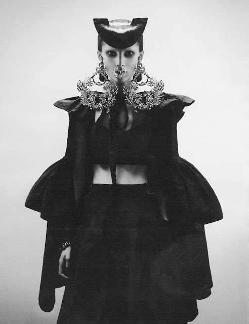 Glamorous Gothic Couture