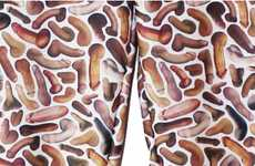 Groin Anatomy Leggings