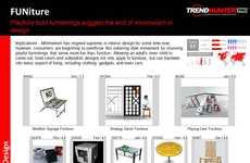 Lawn Furniture Trend Report