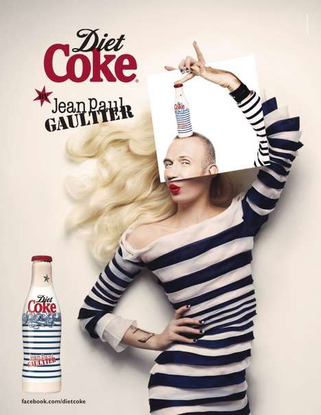 diet coke by jean paul gaultier