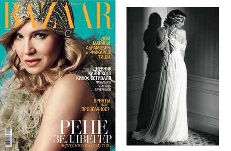 harpers bazaar russia may 2012