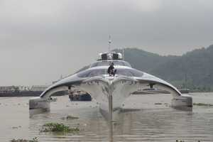 The Adastra Superyacht is Opulent and Controllable via iPhone
