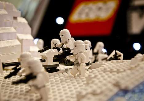 lego star wars organ