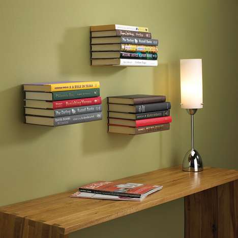 conceal book shelf