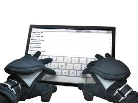 isgloves touchscreen compatiable mittens