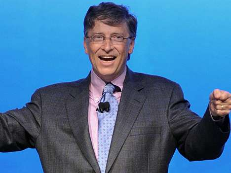 bill gates environment keynote