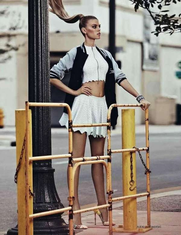 Fierce Urban Catwalk Shoots 3