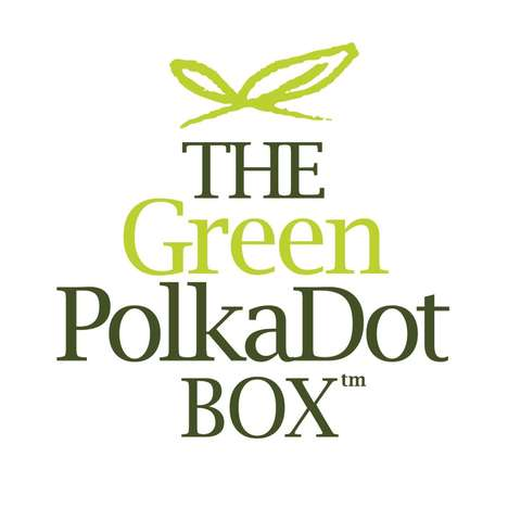 the green polkadot box