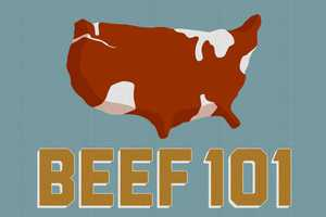 The Beef 101 Infographic Breaks Down Buying from the Butcher