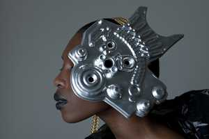 Niek Pulles Masks is a Collection of Well-Crafted Contemporary Disguises