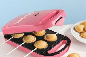 The 'Babycakes Pie Pop Maker' is Delicious and Adorable