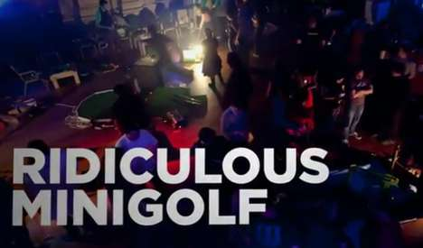 ridiculous minigolf