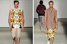 Kaleidoscopic Menswear Collections