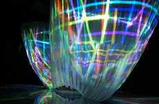 Multichromatic Digital Art Shows