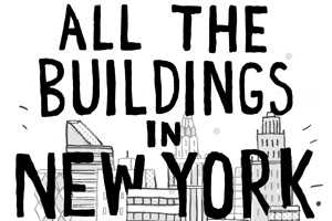 James Gulliver Hancock Draws Every Building in NYC