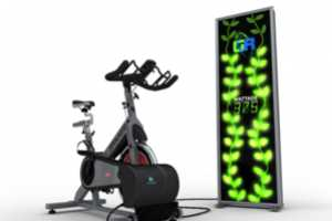 The Gyre9 'Green Revolution' Turns Boring Workouts to Power Workouts