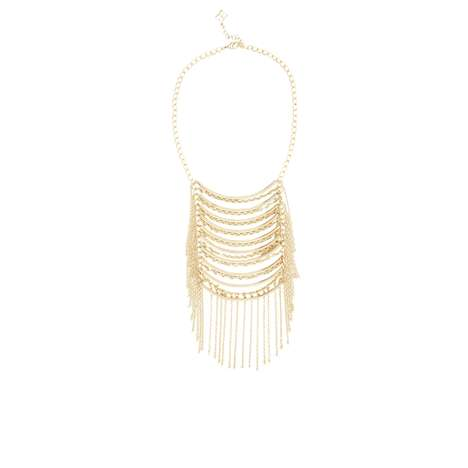 Funky Fringe Jewelry - BCBG Maxazria's New Metallic Accessories Channel the Modern Flapper
