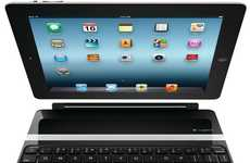 The Logitech Ultrathin Protector is Multifunctional