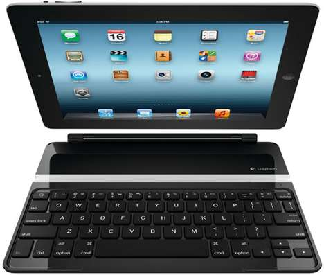 Keyboard Tablet Covers  - The Logitech Ultrathin Protector is Multifunctional