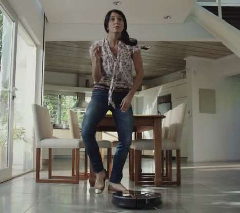 irobot roomba dance contest