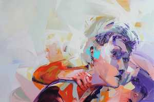 Robert Proch Animates Paintings with Emotions