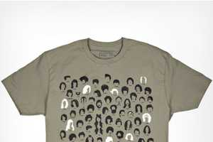 These Pop Chart Lab T-Shirts Excude Contemporary Appeal