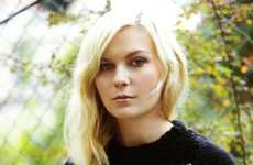 The Kirsten Dunst A Magazine Photoshoot is Stunningly Simple