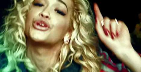 Chaotic Party Portrayal Videos - The Rita Ora 'How We Do (Party)' Video is Fun and Wild
