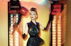 The Vlada Roslyakova L'Officiel Paris Photo Shoot is Gamer-Ready