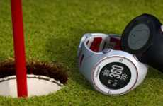 GPS Golf Watches - The 'Approach S3' by Garmin Raises the Odds of a Hole in One