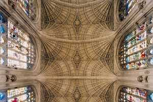 The David Stephenson 'Vaults' Series Captures Cathedrals