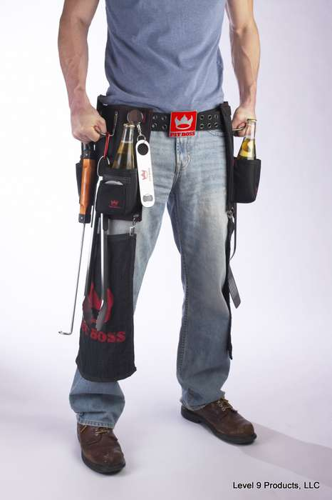bbq tool belt