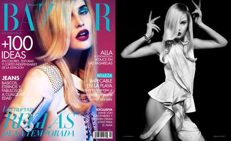 harper s bazaar mexico april 2012