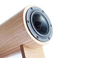 The Yorkie Speakers are Eco-Friendly Sound Amplifiers