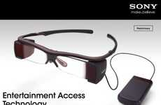 Subtitle-Showing Spectacles - The Regal and Sony Access Glasses Will Make Movies Better for Disabled