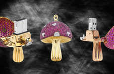 Luxe Fungus Flash Drives