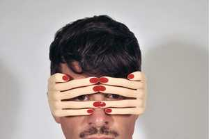 The 'Jeremy Scott Flesh Hands' are Eccentric and Manicured