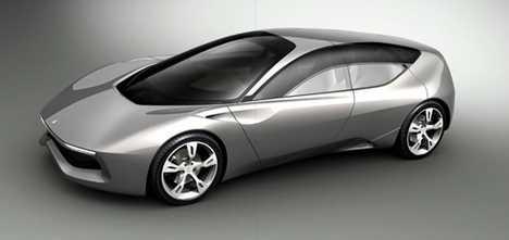 Pininfarina Sintesi Fuel Cell Concept - 2008 Geneva Motor Show