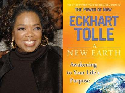 Interactive Worldwide Classroom - Oprah & Eckhart Tolle on Skype