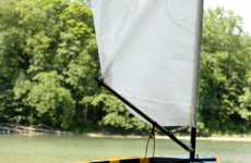 Portable Sail Boat