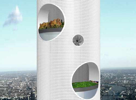 Mile-High Eco-Tower